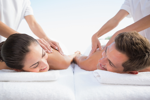 Housecall massage service in Singapore