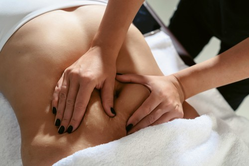 Post Natal Massage After C-Section
